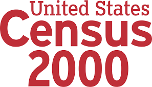 US 2020 Census in red letters