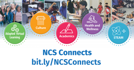 NCS Community and Teen Center graphic