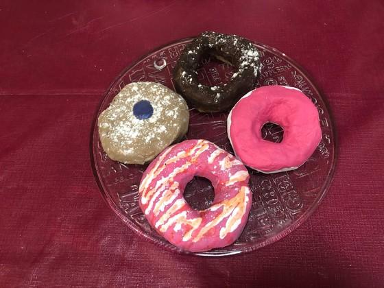 Meren's fake donuts