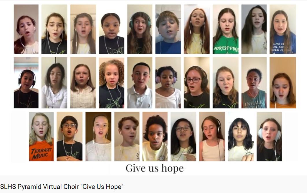 SLHS Choir