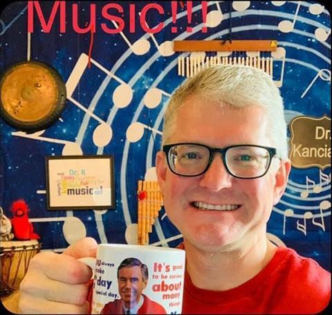 Cunningham Park Music Teacher