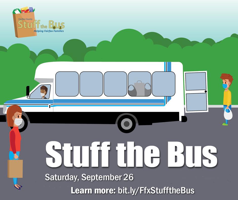 Stuff the Bus September 26