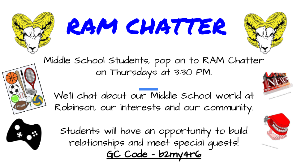 ram chatter