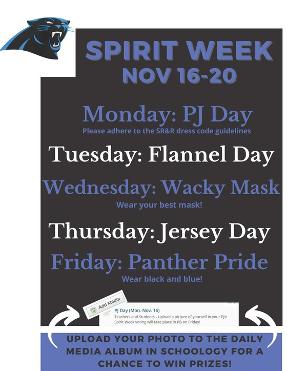 SCA Spirit Week