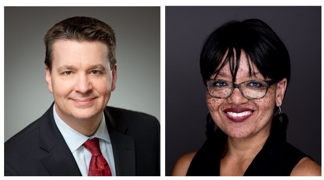 Pictures of Dr. Sloan Presidio and Dr. Lisa Williams