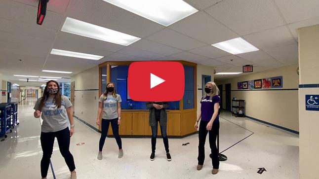 Chesterbrook Elementary School video.
