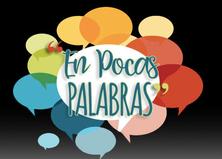 En Pocas Palabras podcast logo