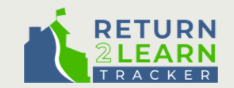 Return to Learn Tracker graphic