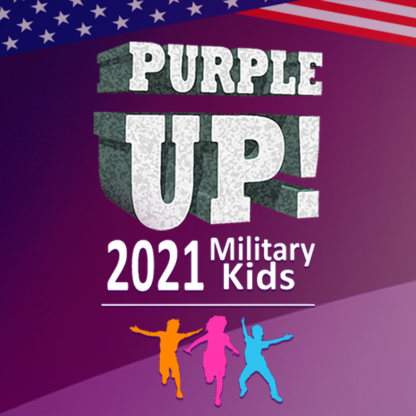 Purple UP!