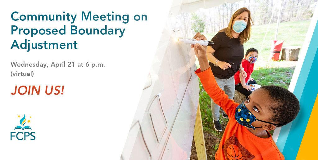 Boundary Study Virtual Meeting