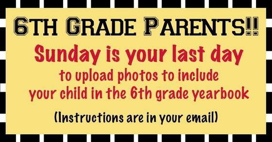 6th grade photos