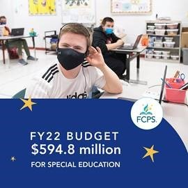 FCPS special ed budget