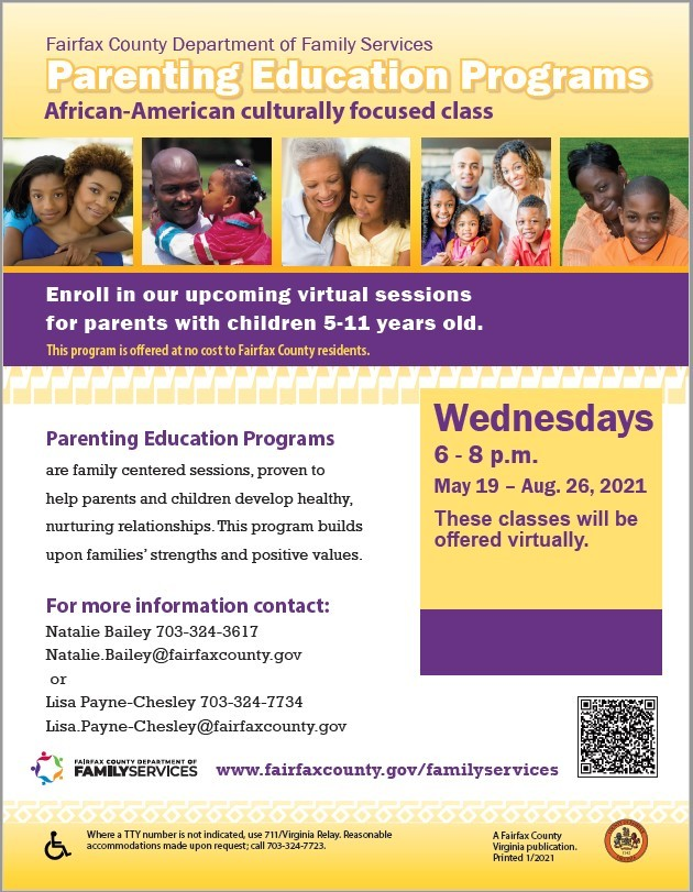 Parent ed programs
