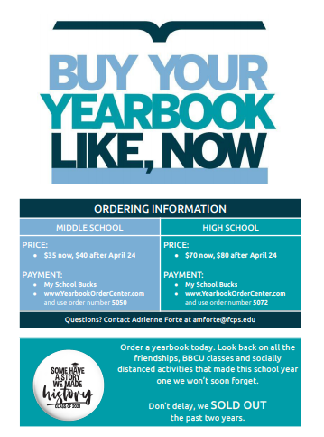 Year book sales
