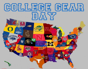 College Gear Day
