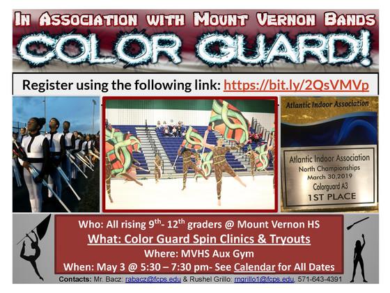 Color Guard 1