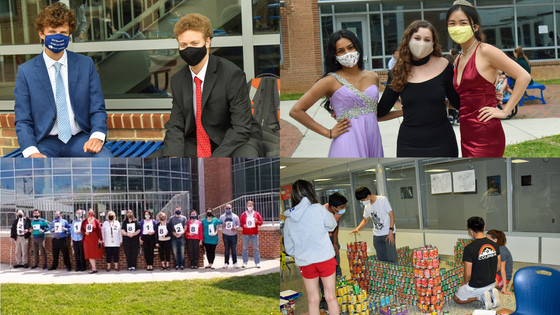 Photos of Spring Homecoming 2021