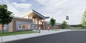 Fox Mill ES renovation rendering