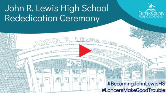Lewis HS Rededication Ceremony Video