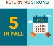 FCPS 5 in Fall