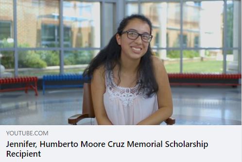 Hispanic Leadership Alliance scholarship recipient