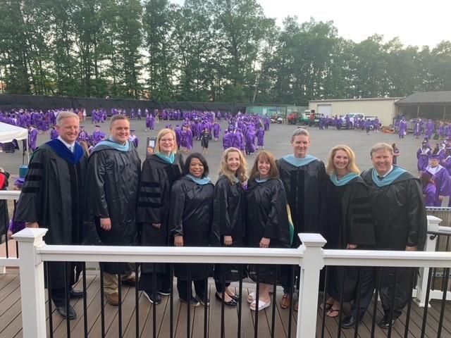 CHS Graduation Picture