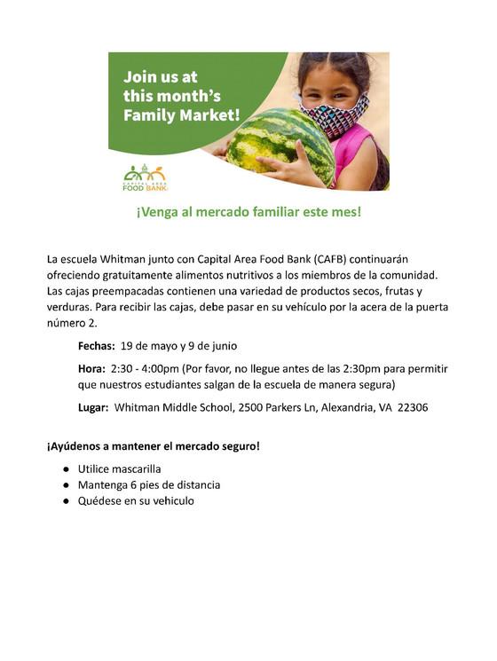 Family Market Spanish