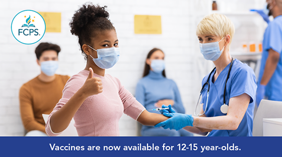 Teen vaccination graphic