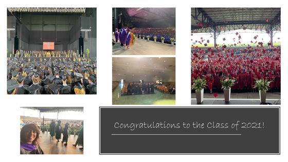 graduation montage