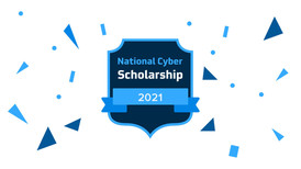 Cyber Scholarship graphic