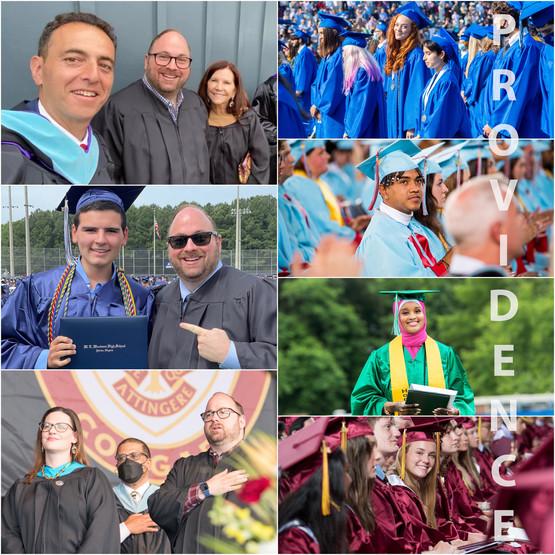 Providence District Graduates