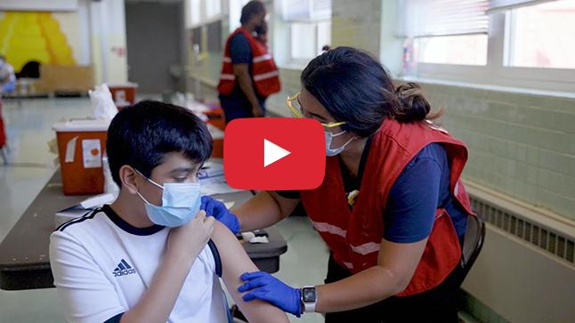 Vaccine Clinic video