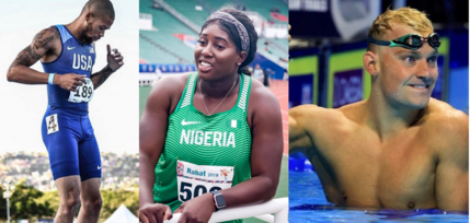 3 former FCPS athletes at Olympics