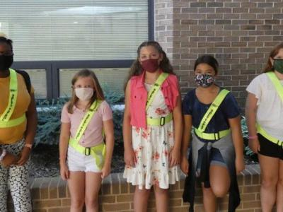 union mill crossing guards