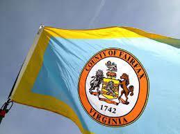 Fairfax County flag