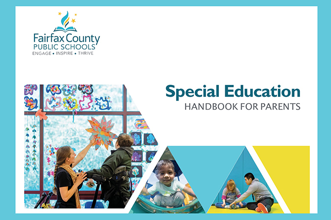 Special Education handbook for parents.