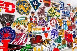 Virtual College week - stickers