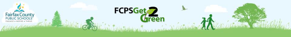 FCPS Get2Green banner