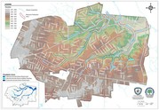 Fairfax City Watershed Map