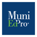 MuniEdPro Logo Blue Square NEW
