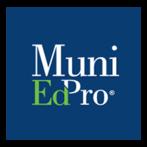MuniEdPro Logo Blue Square NEW