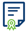 Certification Award Icon Transparent