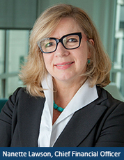 Nanette Lawson, MSRB CFO