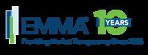 EMMA 10-Year Logo
