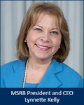 MSRB President and CEO Lynnette Kelly