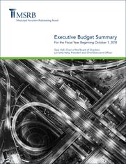 Budget Summary 2018