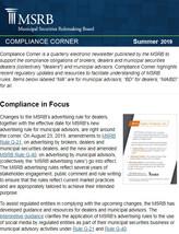 Compliance Corner Thumbnail
