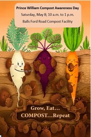 Composting Day flyer