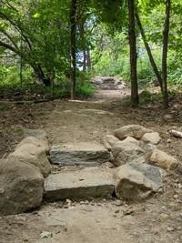 Wheeler Stone Steps