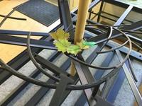 Public Art - leaves - 180 Market Street
